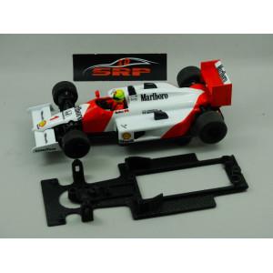 Chasis 3D Formula 1 NSR para bancada Slot it