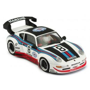 Porsche 911 GT2 Martini Blanco n 8