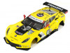 Carroceria Corvette C7R Lemans 24h 2015 63