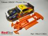 CHASIS 3D - NISSAN Z350 POWER SLOT BLANDO