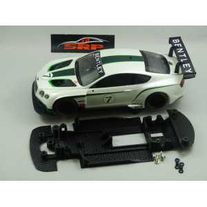 Chasis 3D Bentley Continental GT3 For SUPERSLOT