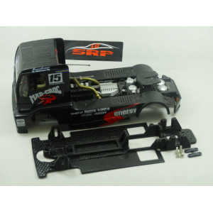 Chasis 3D MAN TR1400 For FLY Body Llanta Doble