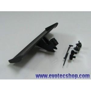 Aleron, retrovisores y antena Jaguar XJR9