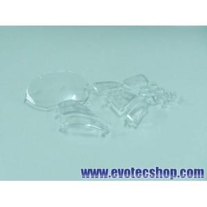 Cristales y faros Lancia LC2