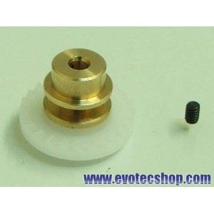 Corona 25 z en linea Bronce Step 2 Despl 1mm