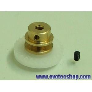 Corona 27 z en linea Bronce Step 2 Despl 1mm