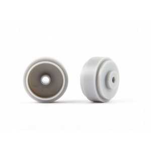 Llantas 15,8x8,2mm plastico (x 4) W15808225P