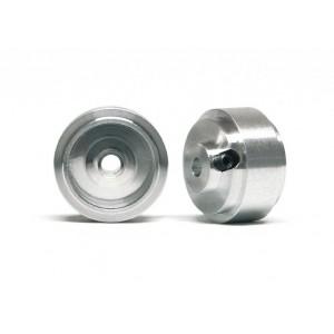 Llantas de aluminio 15,8x8,2 plata Anchura reducida (x 2) W15808215A