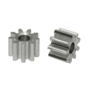 Piñon 9d. M50 Alum para Eje 2mm diam 5,8mm (x 2)