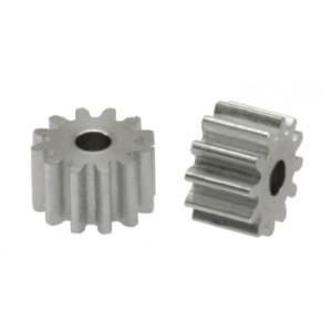 Piñon 12d. M50 Alum para Eje 2mm diam 7,25mm