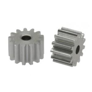Piñon 13d. M50 Alum para Eje 2mm diam 7,7mm