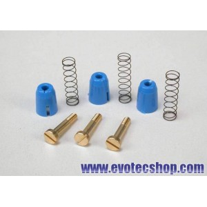 Suspension dura para NSR Tornillo Metrico