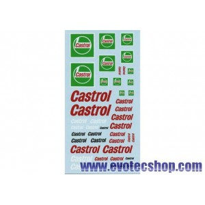 Calca Castrol 2000