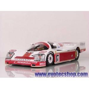 Porsche 962 Forrtuna Le Mans 1986 J. Pareja