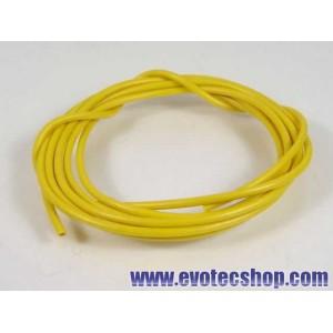 Cable de silicona 1 mm