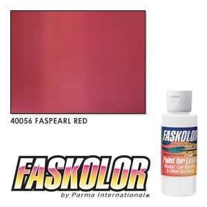 Pintura acrilica Perlado Rojo 60 ml
