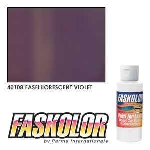 Pintura acrilica Fluorescente Violeta 60 ml