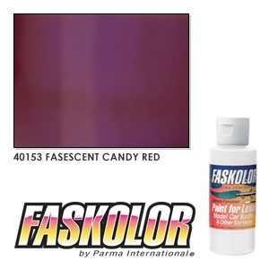 Pintura acrilica Metalizado Rojo Oscuro 60 ml