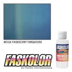 Pintura acrilica Metalizado Turquesa 60 ml