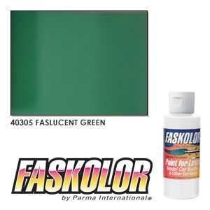 Pintura acrilica Translucido Verde 60 ml
