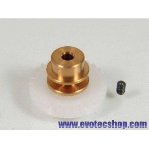 Corona 29 z en linea Bronce Step 2 Despl 1mm