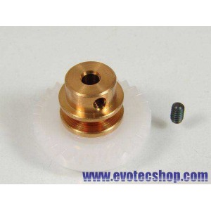 Corona 30 z en linea Bronce Step 2 Despl 1mm