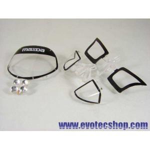 Cristales y faros Mazda 787