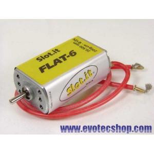 Motor Flat 6 20500 200 Gr/cm Caja larga cerrada