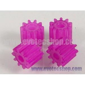 Piñon Nylon 10 D Morado (x4 uds) SP082910