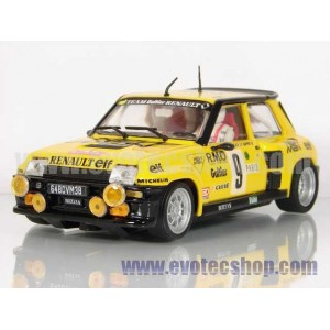Renault 5 Turbo NewMan