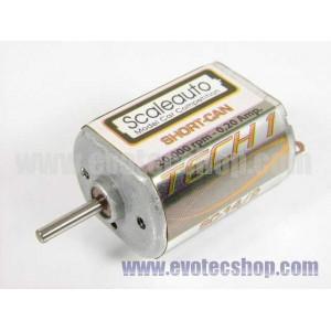 Motor SC14 20K RPM. 205 gr/cm 0,20 A.12 V Caj Cort