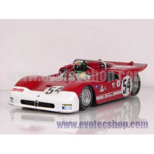 Alfa Romeo 33/3 Brands Hatch winner 1971 nº 54