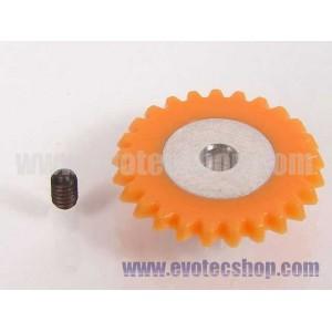 Corona 25 d Anglewinder FLAT 2,38 (3/32) Naranja