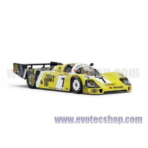 Porsche 956C - n. 7 Le Mans Winner 1985 - Ludwig-Barilla-Winter