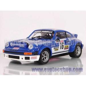 Porsche 911 SC Rally Kenwood