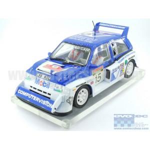 MG Metro 6R4 San Remo 1986 Chasis Home Series