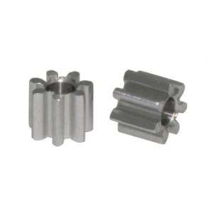 Piñón 7d. M50 Aluminio