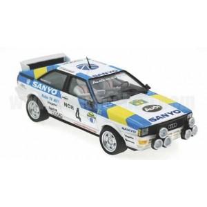 Audi Quattro Gr 4 Suecia 82