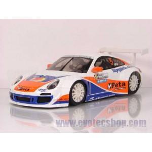 Porsche 997 Rally Portugal 2008