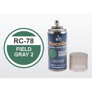 Pintura Spray 180ml Gris campo
