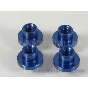 Casquilllos sujeccion H 2 mm Azul