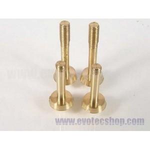 Tornillos métrica de 9 y 13mm para suspensiones.