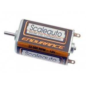 Motor SC26 22K RPM. 310 gr/cm Caja larga