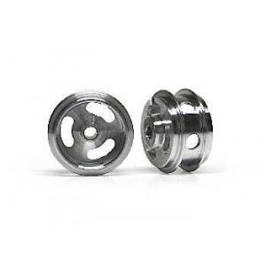 Llantas Pro Aluminio 15,8x8,2 anchura reducida Aligerada (x 2)