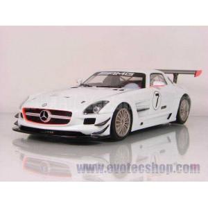 Mercedes Benz SLS AMG Presentation n 7