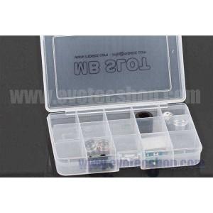 Caja 15 compartimentos
