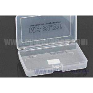 Caja de plastico sin compartimentos