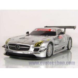 Mercedes SLS GT3 Postbrief