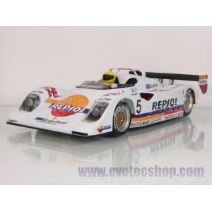Porsche Kremer CK8 Repsol