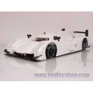 AUDI R18 LMS Kit Blanco